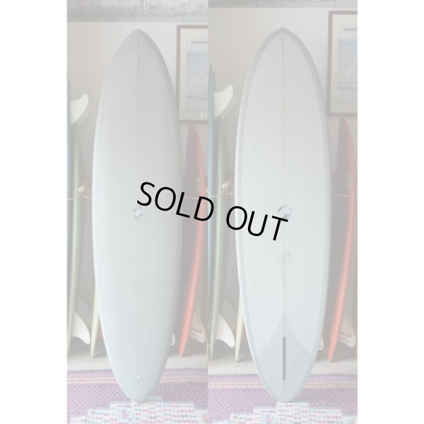 """画像1: 【THOMAS BEXSON SURFDOARDS/トーマスベクソンサーフボード】Convenience Mid 7'4"""" Japan Shaping"""