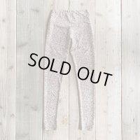 【TAARA clothing】High Waist leggings / Sand Grains