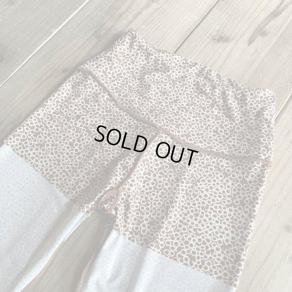 画像2: 【TAARA clothing】High Waist leggings / Sand Grains