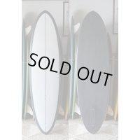 "【CRAFT SURFBOARD/クラフトサーフボード】Pistachio Single 6'10"""