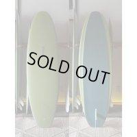 "【Ellis Ericson Surfboards】Hot Wire Red 5'10"""