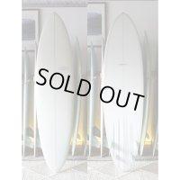 """【YU SURFBOARDS】Quattro 7'2"""""""