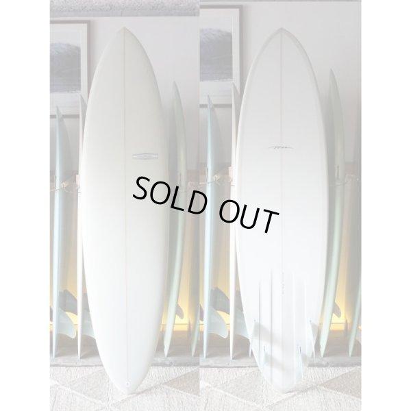 """画像1: 【YU SURFBOARDS】Quattro 7'2"""""""