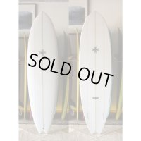 """【Joel Fitzgerald Surfboards】Cosmic Twin 6'10"""""""