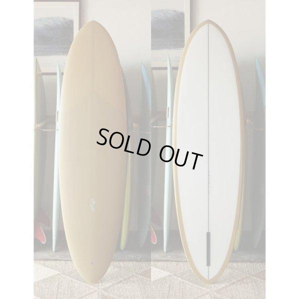 """画像1: 【CRAFT SURFBOARD/クラフトサーフボード】Fresh Egg 6'10"""""""