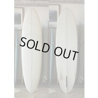 """【CRAFT SURFBOARD/クラフトサーフボード】Pistachio Bonzer 7'4"""""""