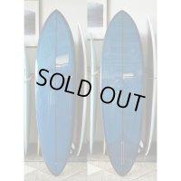 "【YU SURFBOARDS】Modern Classic Single 6'10"""