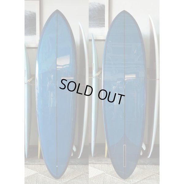 """画像1: 【YU SURFBOARDS】Modern Classic Single 6'10"""""""