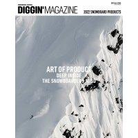 【Diggin' MAGAZINE】2022 SNOWBOARD PRODUCTS BOOK