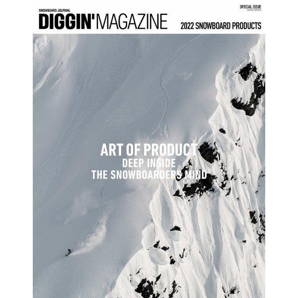 画像1: 【Diggin' MAGAZINE】2022 SNOWBOARD PRODUCTS BOOK