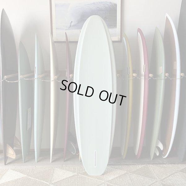 画像2: 【Ellis Ericson Surfboards】Hot Wire Red 6'6