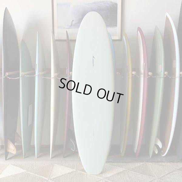 画像1: 【Ellis Ericson Surfboards】Hot Wire Red 6'6