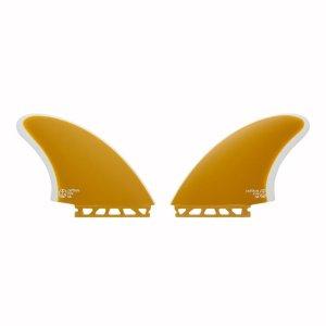 画像: 【CAPTAIN FIN/キャプテンフィン】CF Keel Yellow (Single Tab)