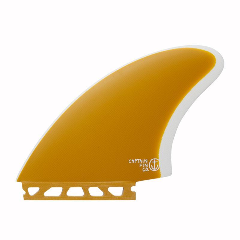 画像2: 【CAPTAIN FIN/キャプテンフィン】CF Keel Yellow (Single Tab)